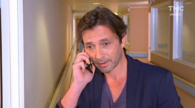 """Christian (Les Mystères de l'Amour saison 15, épisode 13 """"Pièges et aveux"""")"""