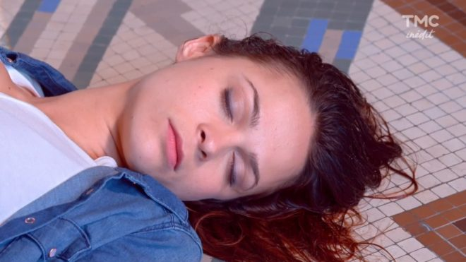 """Chloé (Les Mystères de l'Amour saison 15, épisode 16 """"Réveils difficiles"""")"""