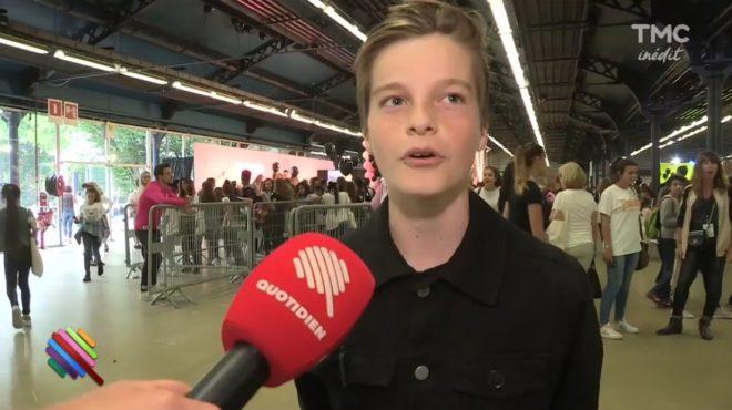 Robin, 11 ans, interviewé par Quotidien
