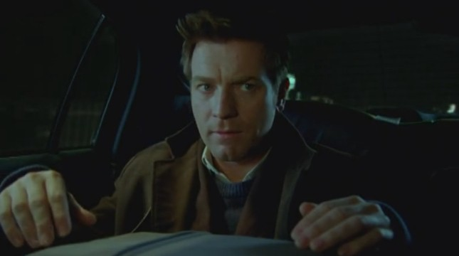 "Ewan McGregor dans ""The Ghost Writer"""