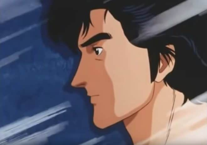 "Nicky Larson, ou ""City Hunter"" dans sa version originale"""