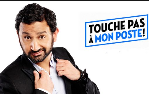 Cyril Hanouna sur C8