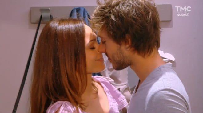 """Chloé et Roméo (Les Mystères de l'Amour saison 15, épisode 19 """"Désespoirs amoureux"""")"""