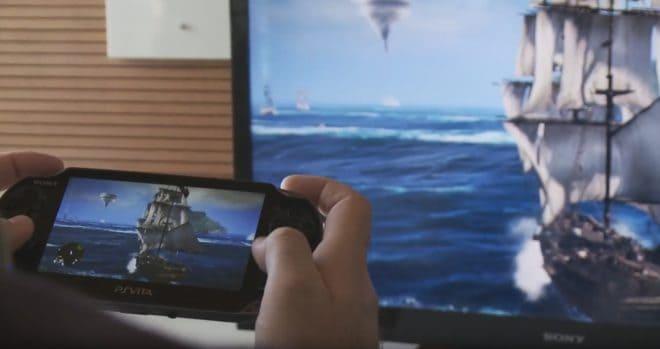 La PS Vita de Sony. Image d'illustration.