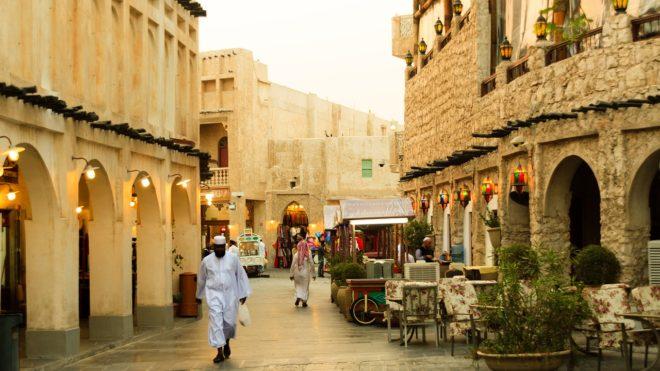 Le Qatar. Image d'illustration.