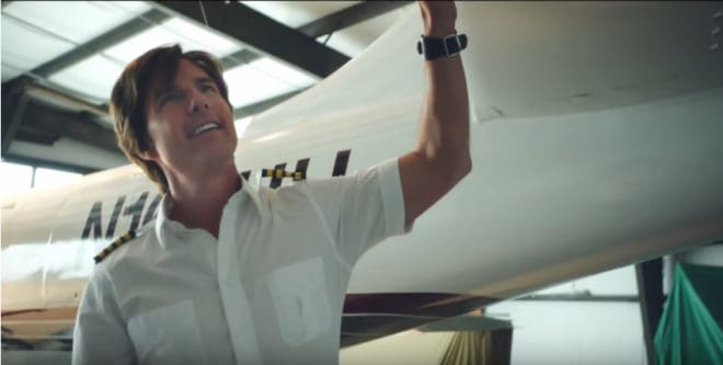 Tom Cruise dans Barry Seal.