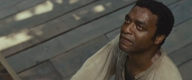 """Chiwetel Ejiofor dans """"12 Years a Slave"""""""