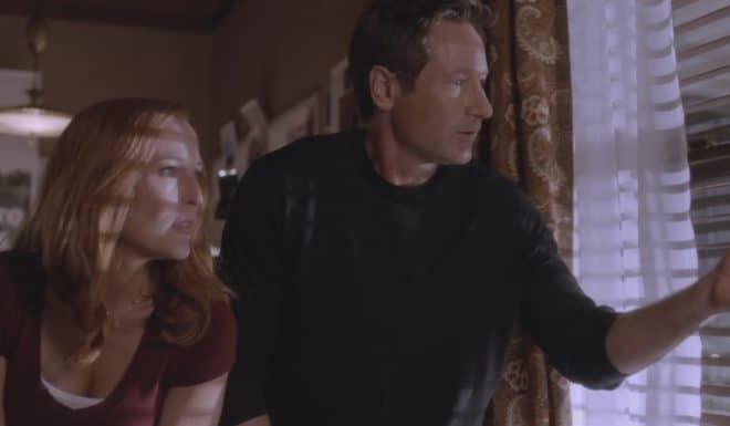 Gillian Anderson et David Duchovny dans la bande-annonce de X-Files saison 11