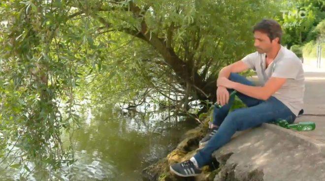 """Christian (Les Mystères de l'Amour saison 15, épisode 26 """"Un air de Tennessee"""")"""