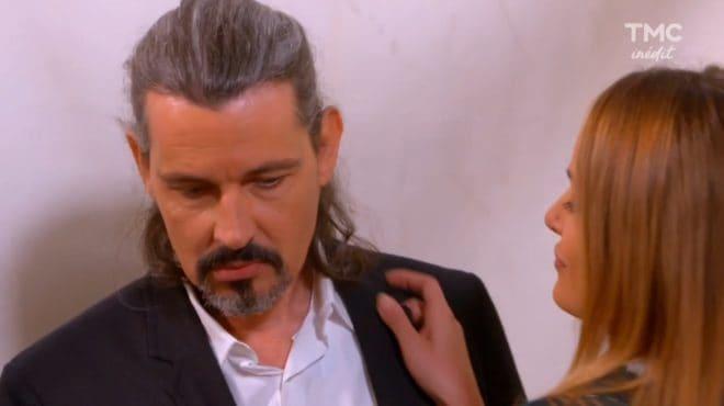 """José et Béatrice (Les Mystères de l'Amour saison 16, épisode 5 """"Le masque tombe"""")"""