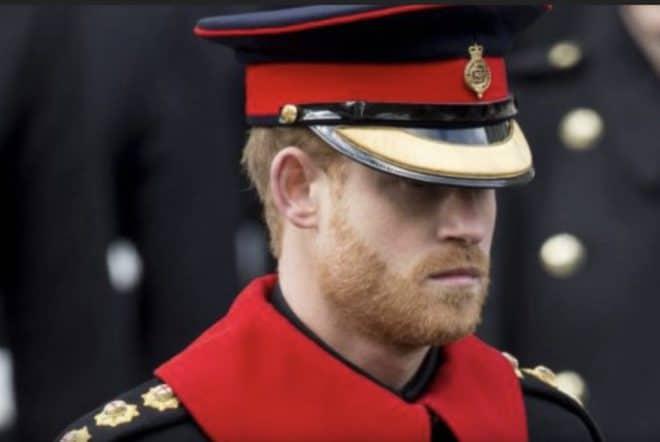 La barbe du prince Harry froisse certains militaires britanniques
