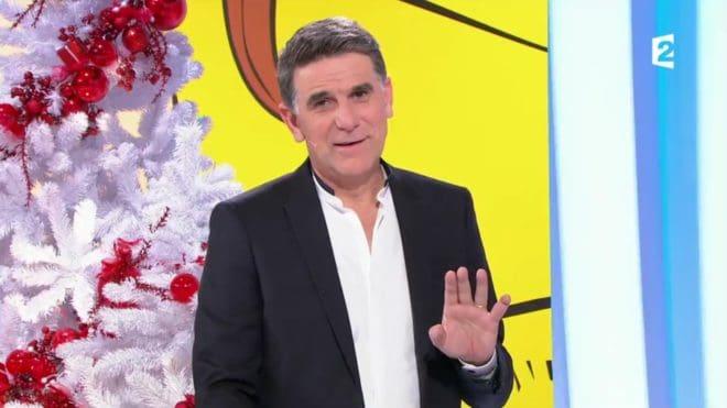 """Tex à l'animation des """"Z'amours"""" sur France 2"""