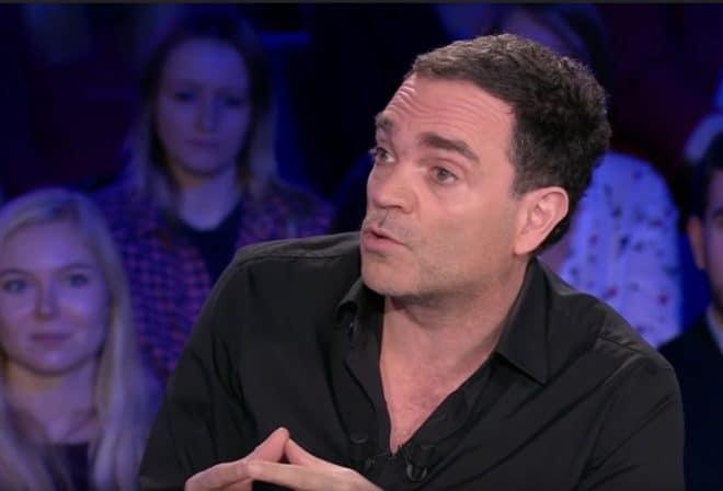 Yann Moix dans ONPC le 16 décembre 2017