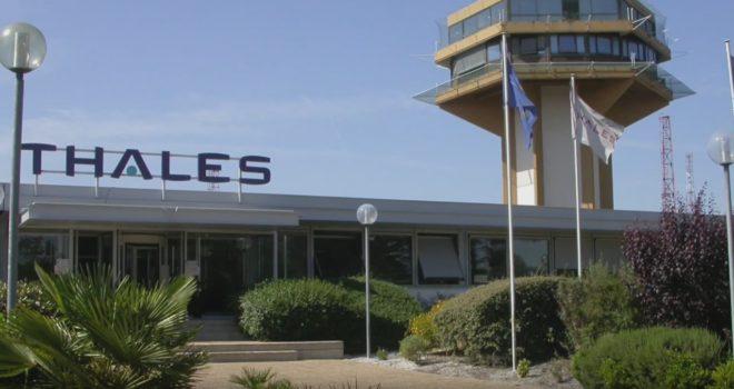 L'entreprise Thalès. Image d'illustration.