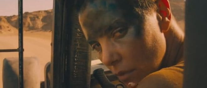 """Charlize Theron dans """"Mad Max: Fury Road"""""""