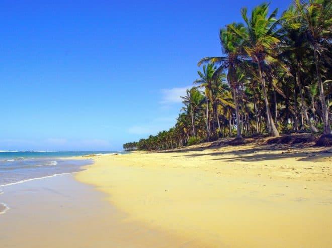 Punta Cana, en République dominicaine. Image d'illustration.
