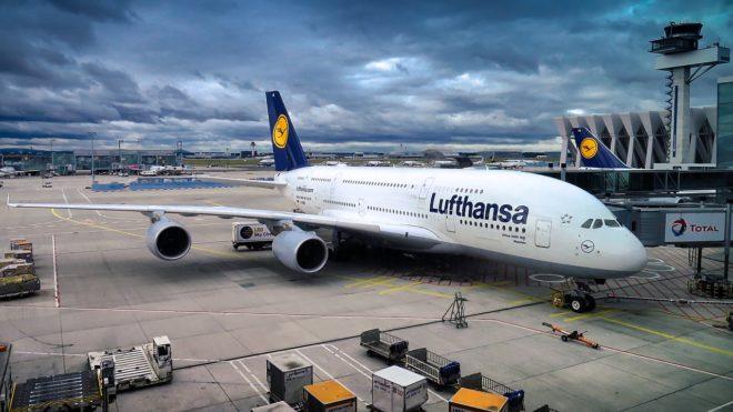 Un Airbus de la compagnie Lufthansa. Image d'illustration.