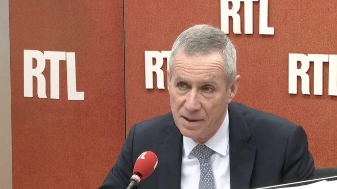 François Molins sur RTL le 23 janvier 2018