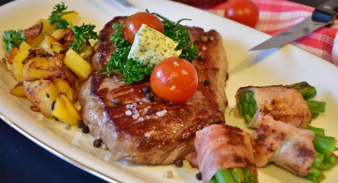 Photo d'illustration. Un steak.