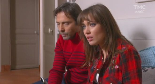 """Christian et Fanny (Les Mystères de l'Amour saison 17, épisode 2 """"Points de ruptures"""")"""