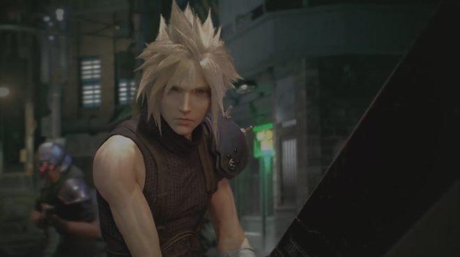 Final Fantasy VII Remake annoncé au PSX 2015