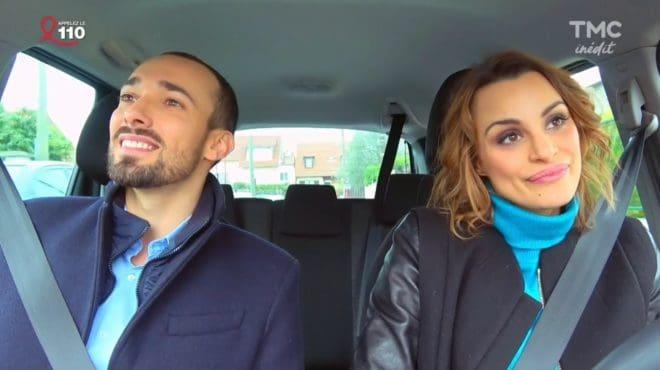 """Jorge et Béatrice (Les Mystères de l'Amour saison 17, épisode 10 """"Piège et décision"""")"""