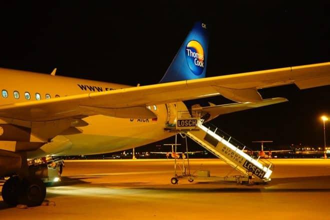 Un avion de la compagnie Thomas Cook Airlines. Image d'illustration.