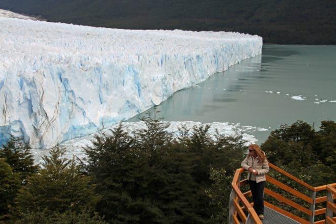 Le glacier Perito Moreno, en Patagonie.