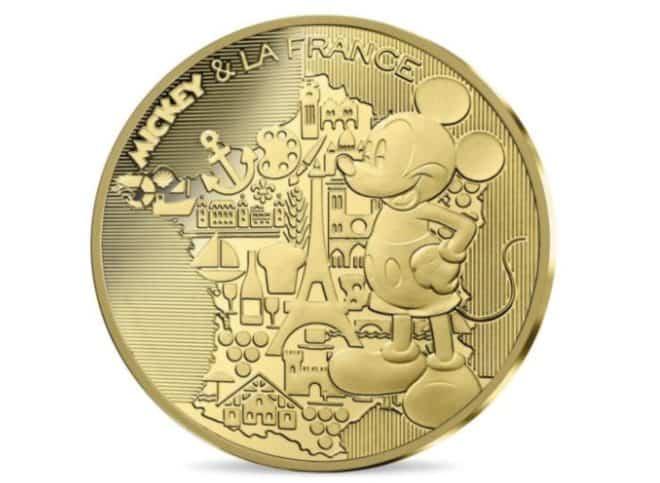 piece de monnaie la poste 2018