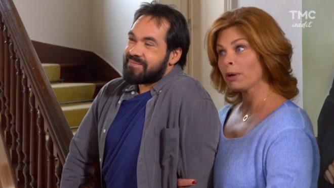 """Julot et Olga (Les Mystères de l'Amour saison 17, épisode 19 """"Tristes surprises"""")"""