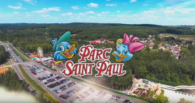Le Parc Saint Paul. Image d'illustration.