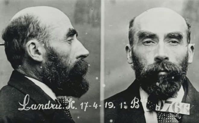 Landru en avril 1919.