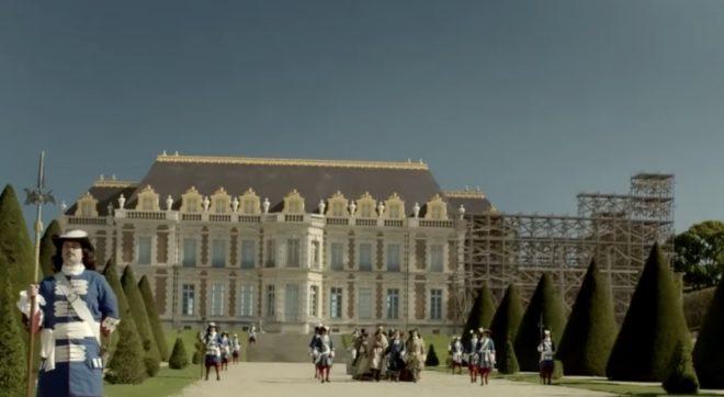 La série Versailles.