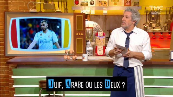 """Alain Chabat à la présentation du 3e numéro de """"Burger Quiz"""" du 25 avril 2018"""