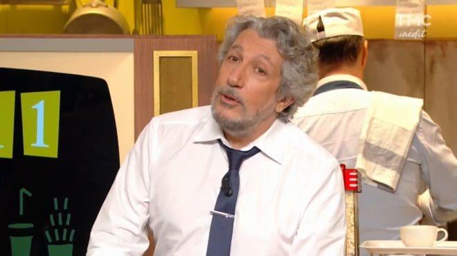 """Alain Chabat a la présentation du numéro 7 de """"Burger Quiz"""" diffusé le 9 mai 2018"""