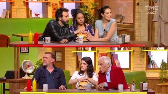 """Le numéro 5 de """"Burger Quiz"""" saison 2 diffusé le mercredi 2 mai 2018 sur TMC"""