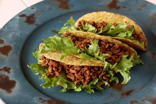 Des tacos. Image d'illustration.