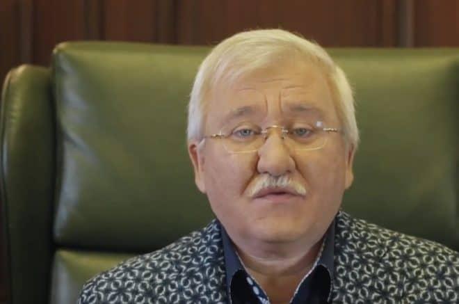 Igor Ashurbeyli, scientifique et premier président d'Asgardia.