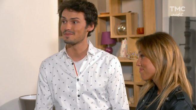 """Julien et Charlène (Les Mystères de l'Amour saison 18, épisode 5 """"Messages déterminants"""")"""