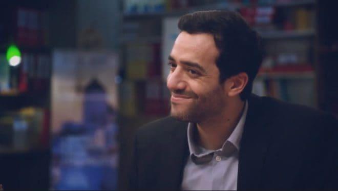 """Tarek """"Kader"""" Boudali dans """"En Famille"""""""