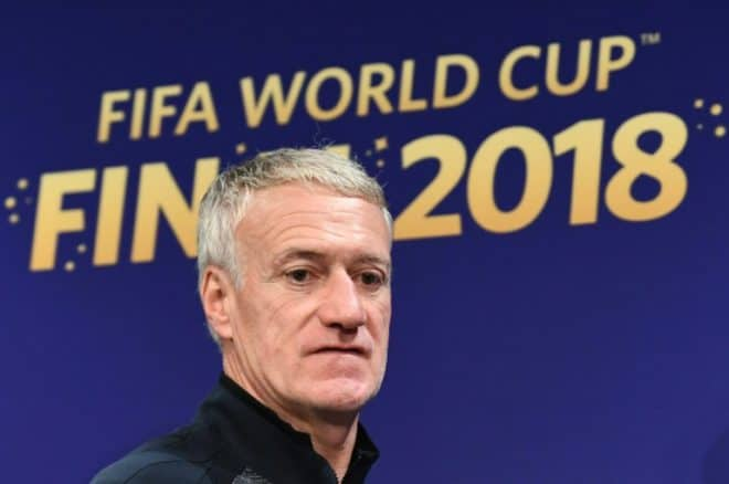 Didier Deschamps.