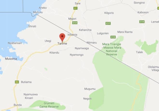 Tarime, ville de Tanzanie