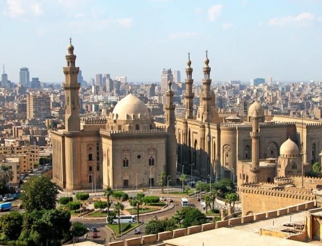 Photo d'illustration. Vue du Caire.