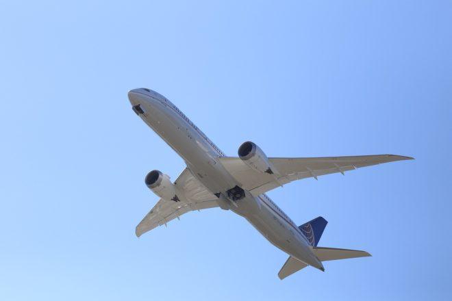 Un Boeing Dreamliner 787. Image d'illustration.
