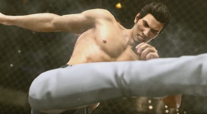 Yakuza Kiwami 2 sur PS4