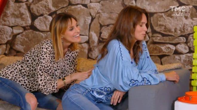 """Béatrice et Cathy (Les Mystères de l'Amour saison 18, épisode 10 """"Rencontre fortuite"""")"""