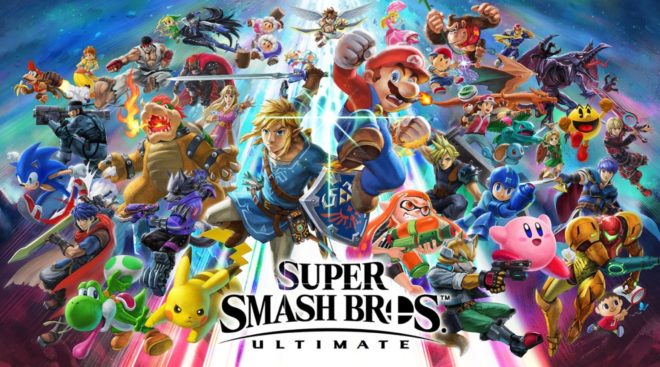 Super Smash Bros. Ultimate sur Nintendo Switch