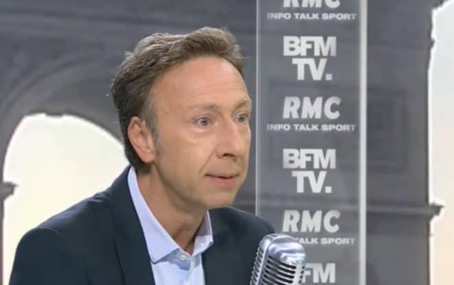 Stéphane Bern sur BFMTV, septembre 2018