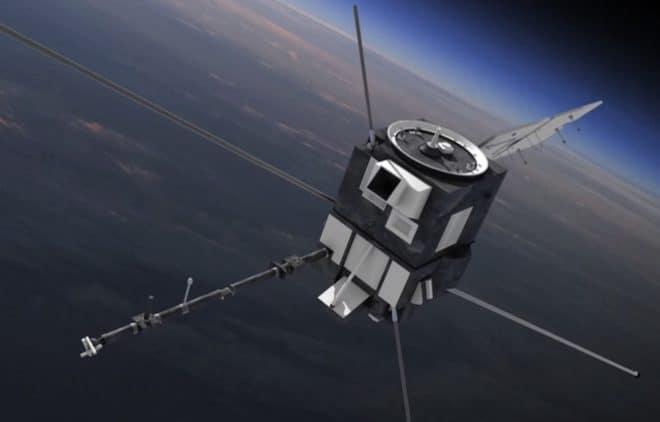 Le satellite Taranis (image de synthèse)