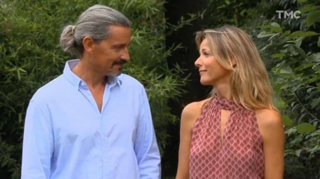 """José et Bénédicte (Les Mystères de l'Amour saison 18, épisode 23 """"Retour aux sources"""")"""